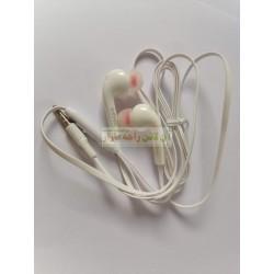 Infinix Curvy Flat Ribbon True Bass Universal Hands Free (No Packing)