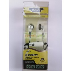 Qinet Delux Hifi Mp3/Mp4 Computer Hands Free with Mic Q-905
