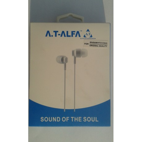 AT ALFA Hands Free (X16 Sound of Soul)