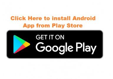 Online Raja Bazar Android App